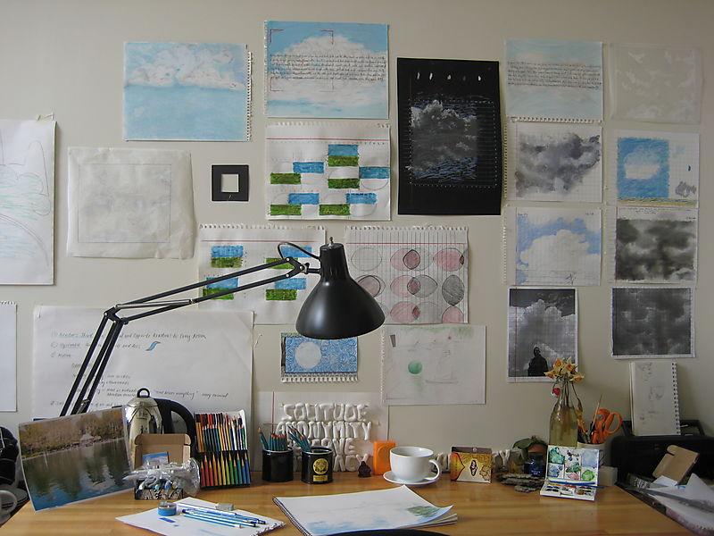 Studio desktop