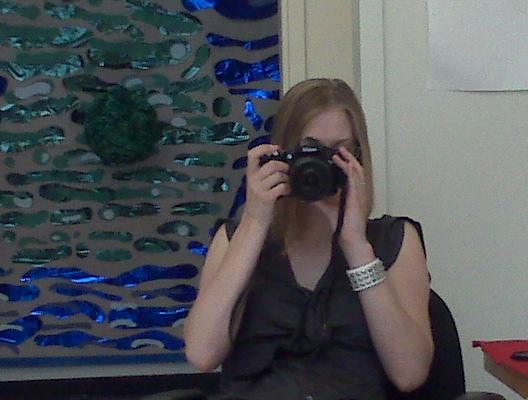 Jessica rylan in jane philbrick's studio